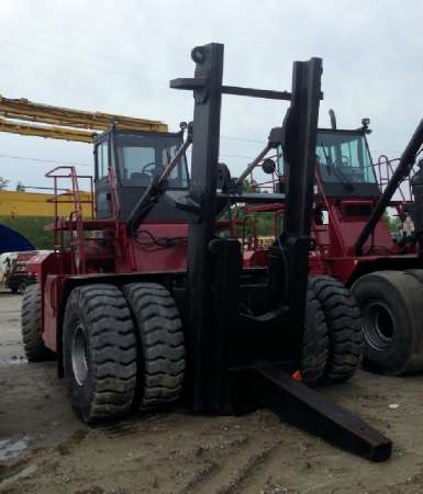 Used, 2003, Taylor, TE800S, Forklifts / Lift Trucks
