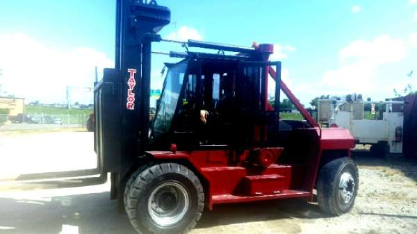 Used, 2001, Taylor, 01 Taylor THD 300, Forklifts / Lift Trucks