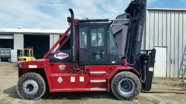 Used, 2009, Taylor, TX 360, Forklifts / Lift Trucks