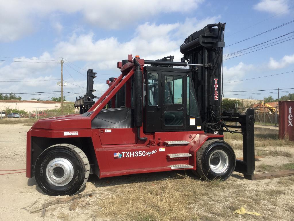 Used, 2010, Taylor, TXH-350L, Forklifts / Lift Trucks