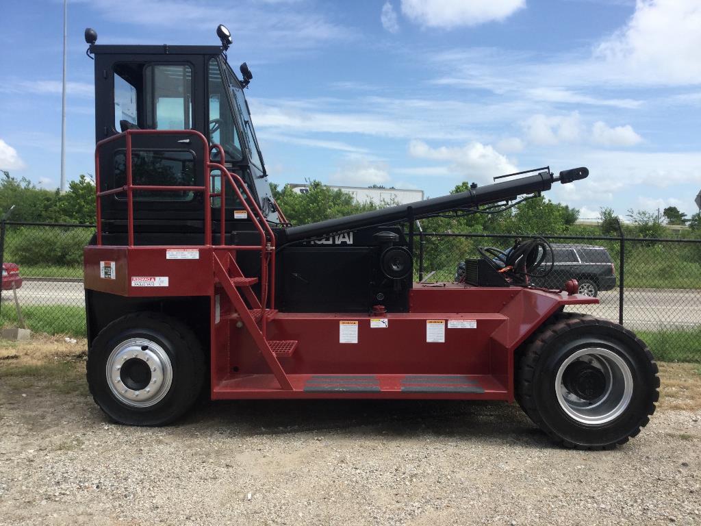 Used, 1999, Taylor, TEC-155H, Forklifts / Lift Trucks