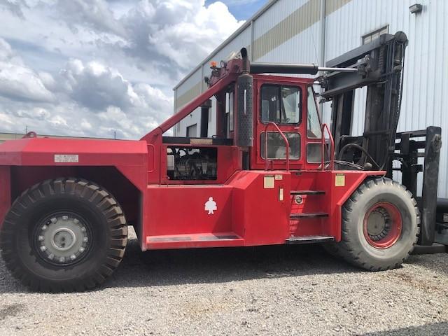 Used, 0, Taylor, TE650L, Forklifts / Lift Trucks