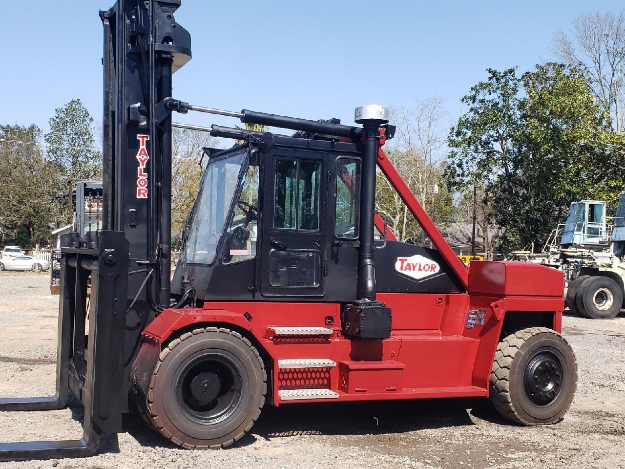 Used, 2015, Taylor, TXH360L, Forklifts / Lift Trucks