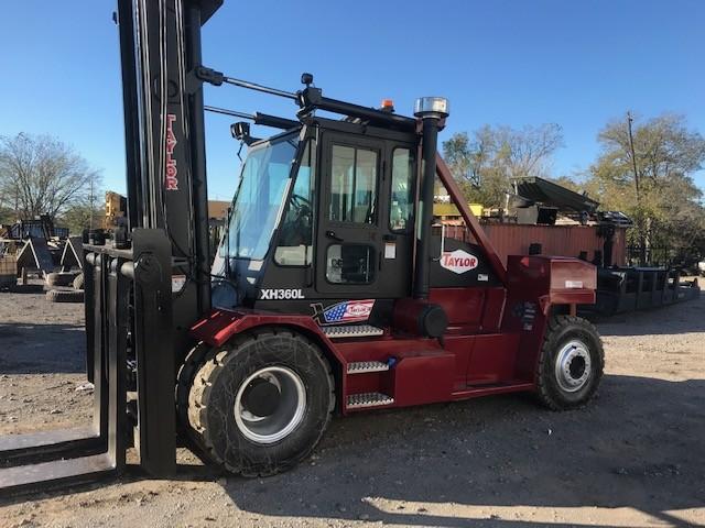 Used, 2015, Taylor, XH360L, Forklifts / Lift Trucks