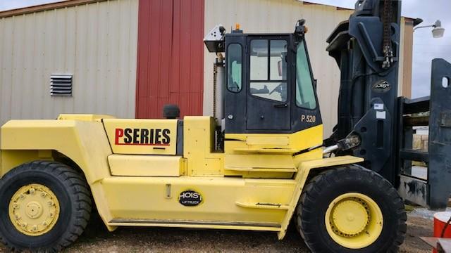 Used, 2007, Hoist, P520, Forklifts / Lift Trucks