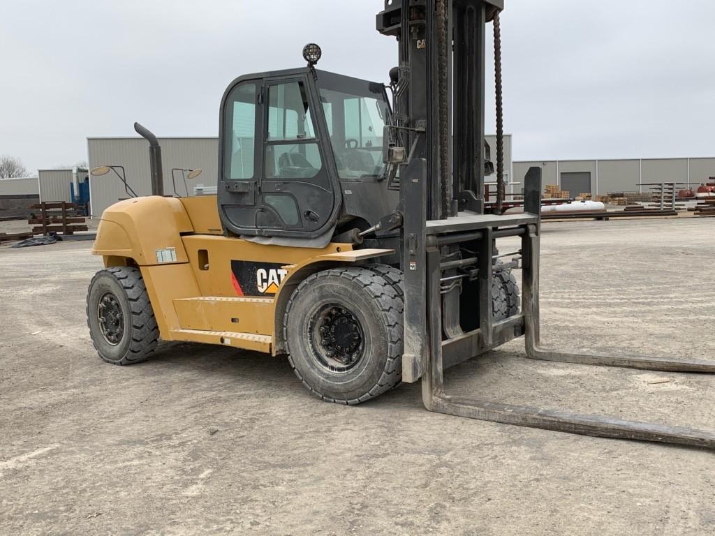 Used, 2009, CAT Lift Trucks, P33000, Forklifts / Lift Trucks
