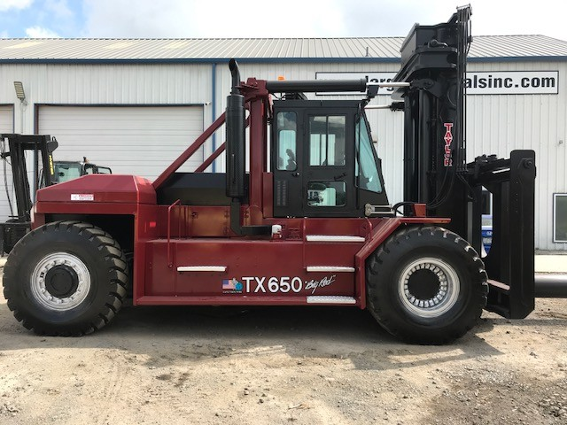 Used, 2013, Taylor, TX650L, Forklifts