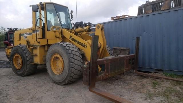 Used, 0, Kawasaki, 70ZV, Forklifts / Lift Trucks