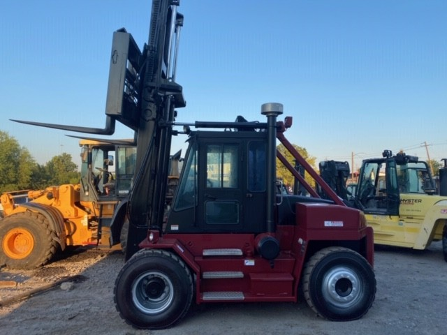 Used, 2008, Taylor, TX330S, Forklifts / Lift Trucks