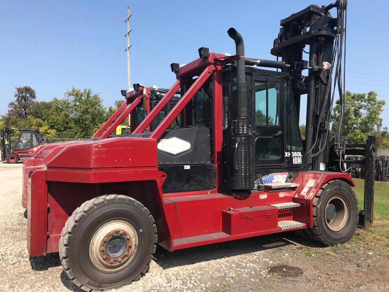 Used, 2016, Taylor, XH360L, Forklifts / Lift Trucks