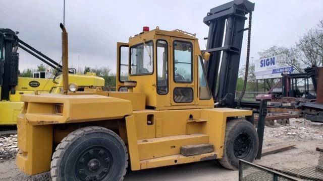Used, 0, CAT Lift Trucks, CAT DP150, Forklifts / Lift Trucks