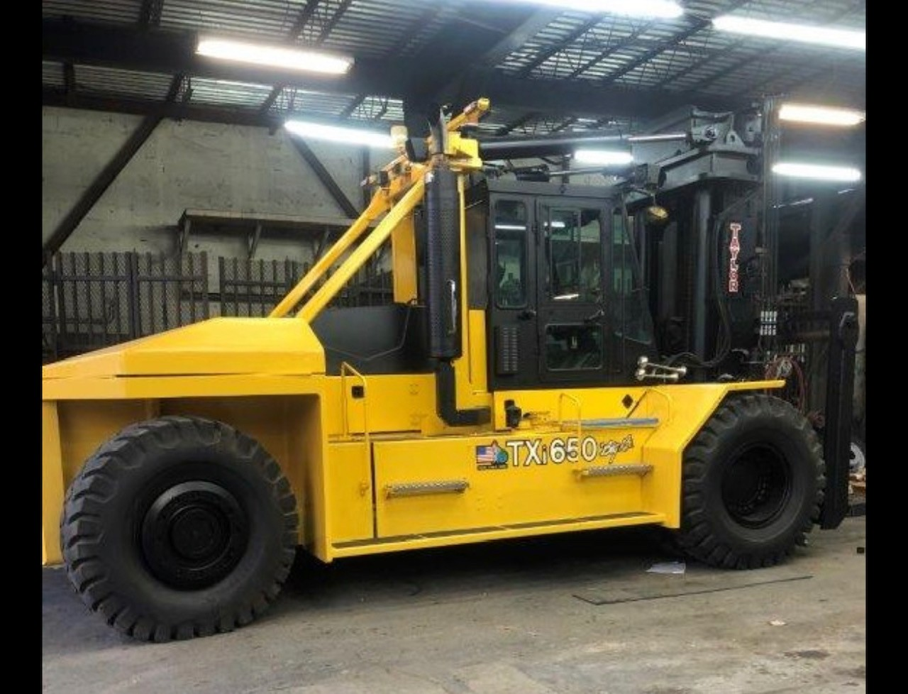 Used, 2015, Taylor, TX650L, Forklifts / Lift Trucks