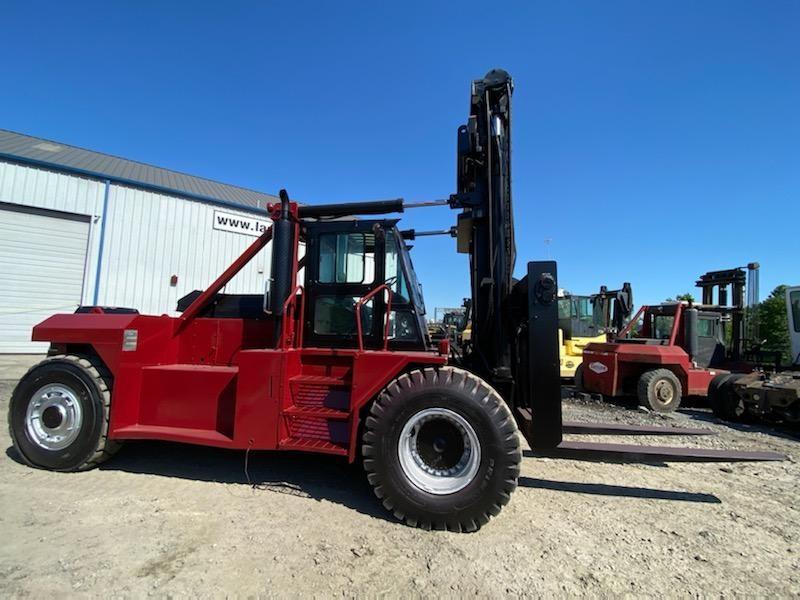 Used, 0, Taylor, TE520M, Forklifts / Lift Trucks