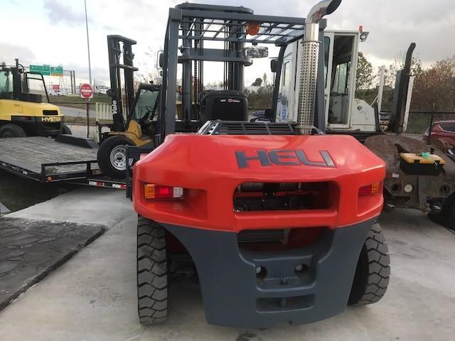 New, 0, Heli Americas, CPCD 70, Forklifts / Lift Trucks