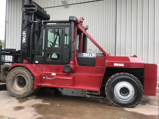 Used, 2007, Taylor, TH350L, Forklifts / Lift Trucks