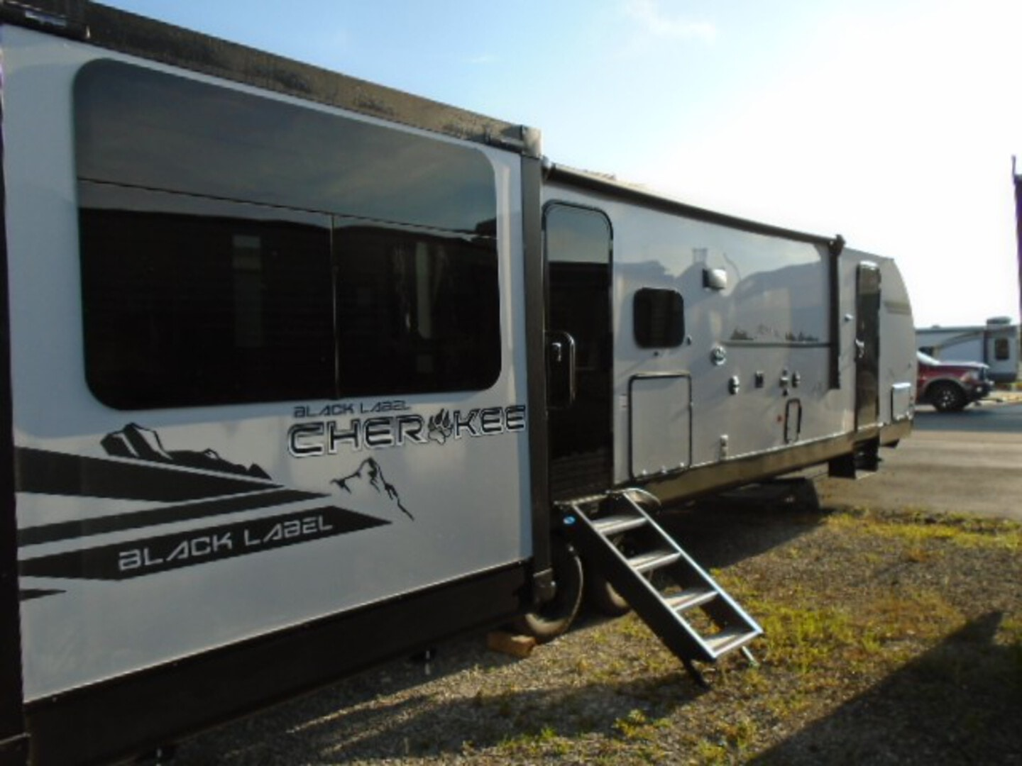 New, 2021, Forest River, Cherokee 306MM, Travel Trailers