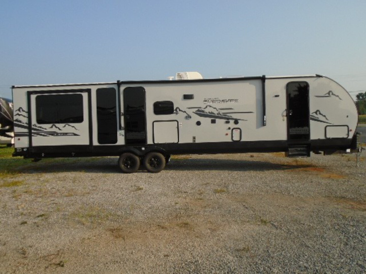 New, 2022, Forest River, Cherokee 306 MM Black Label, Travel Trailers