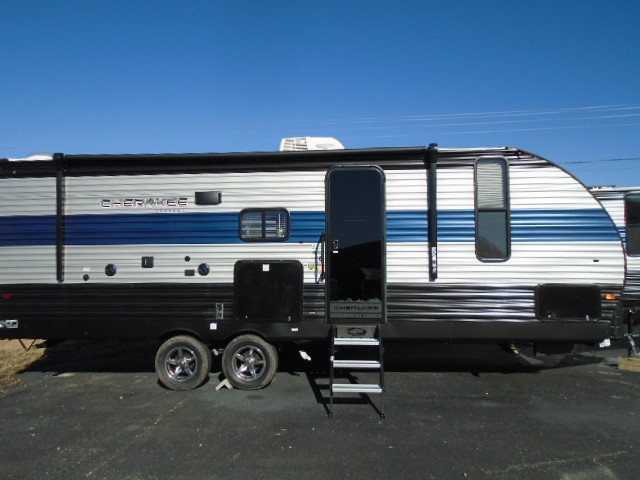 New, 2021, Forest River, Cherokee 234DC, Travel Trailers