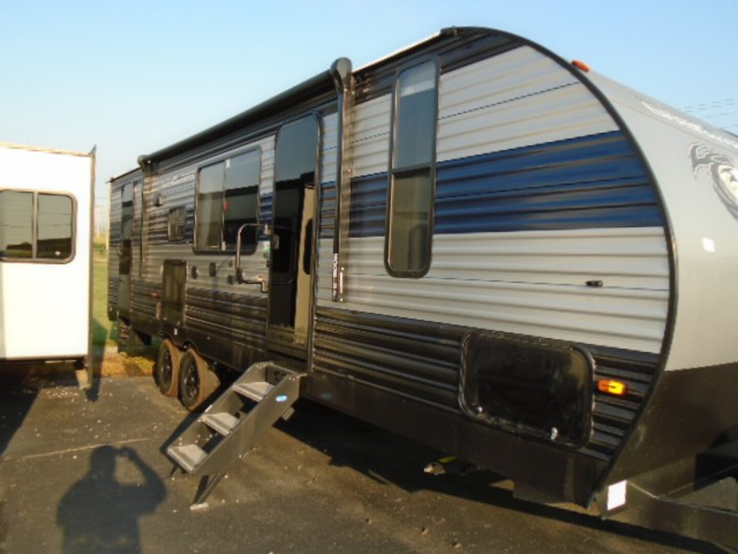 New, 2021, Forest River, Cherokee 274 BRB, Travel Trailers