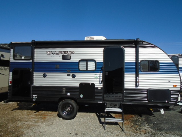 New, 2021, Cherokee Wolf Pup, 17JG, Travel Trailers