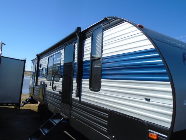 New, 2021, Forest River, Cherokee 274BRB, Travel Trailers