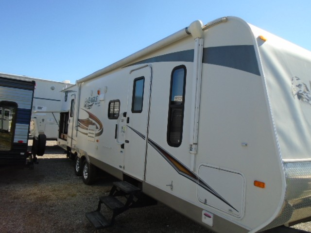 Used, 2012, Jayco, Eagle Super Lite 314 BDS, Travel Trailers