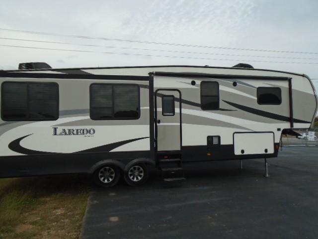 Used, 2016, Keystone, Laredo 312RE, Fifth Wheels