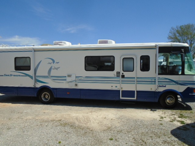 Used, 1997, Sea Breeze, Sea Breeze limited, RV - Class A