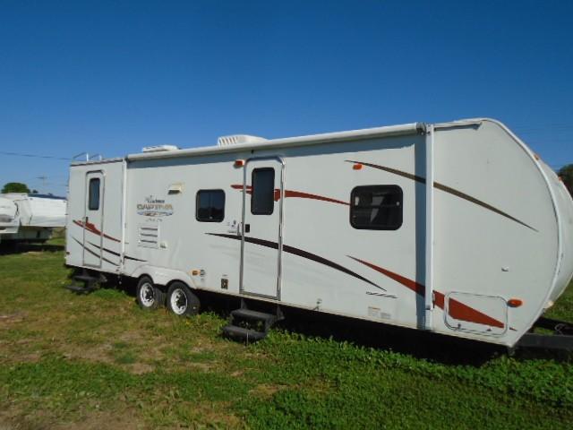 Used, 2008, Coachmen, Captiva™ Ultra-Lite 290BHS, Travel Trailers