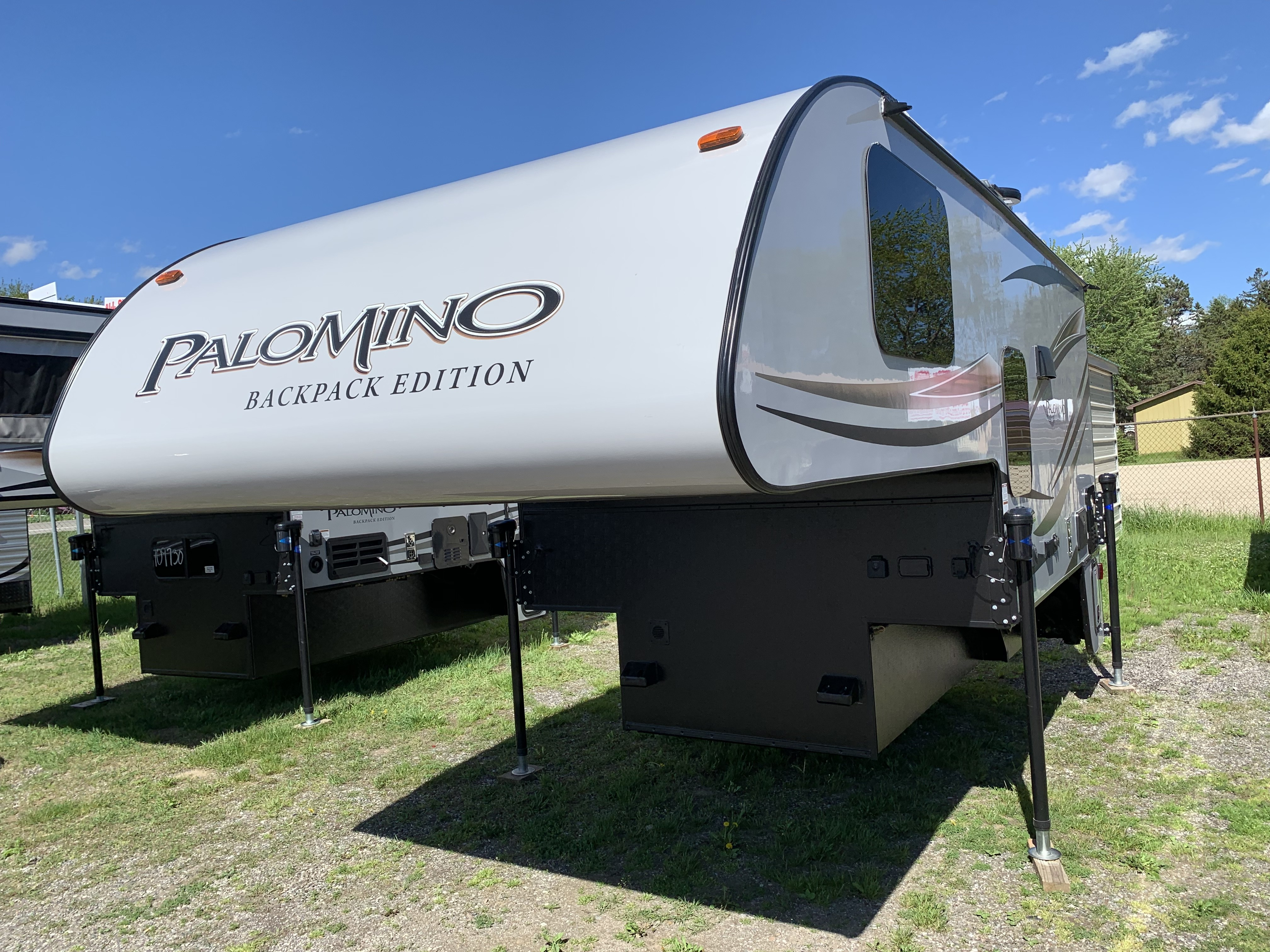 New, 2019, Palomino, HS-8801, Truck Campers