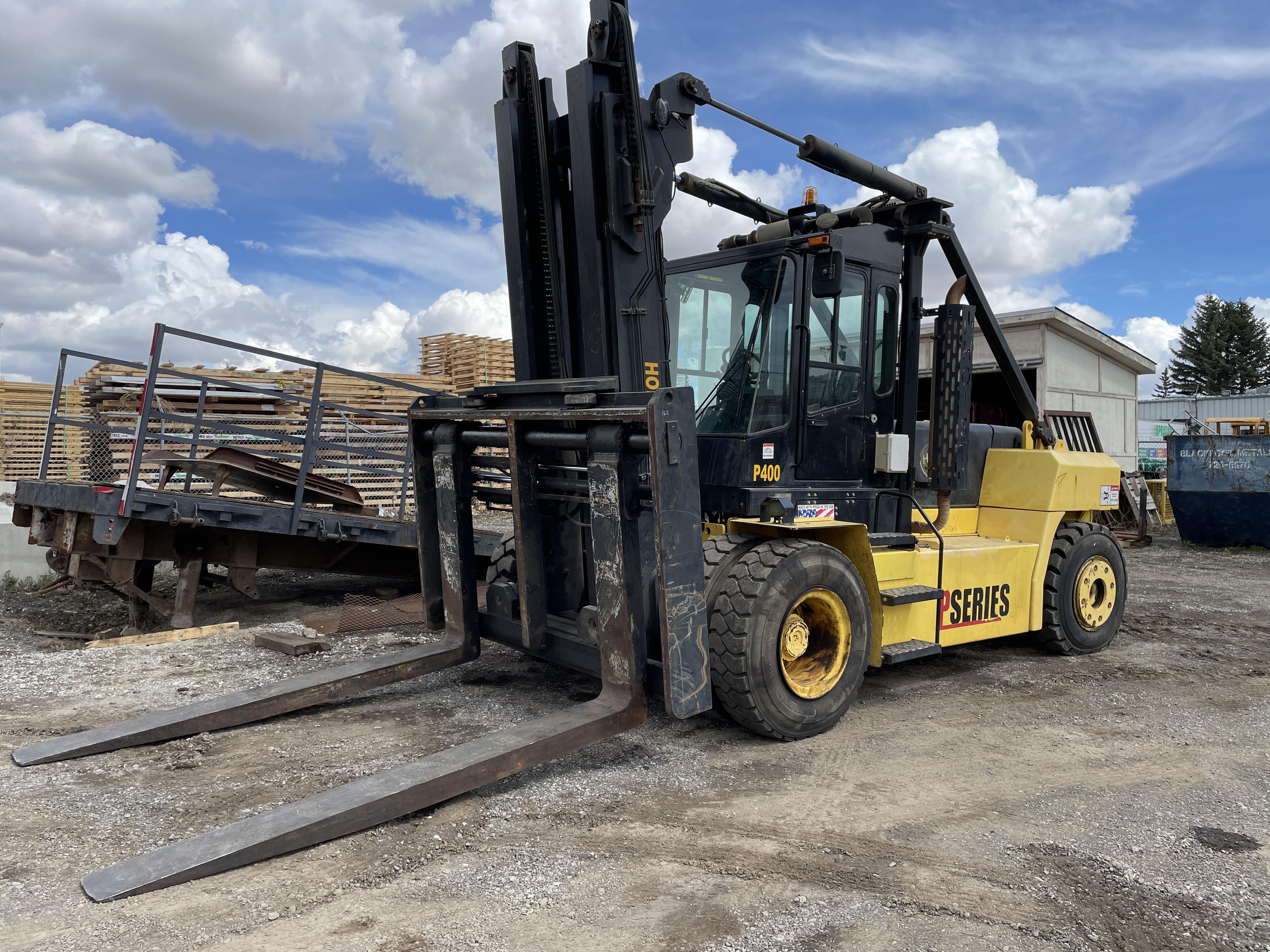 Used, 2015, Hoist, P400@48, Forklifts / Lift Trucks
