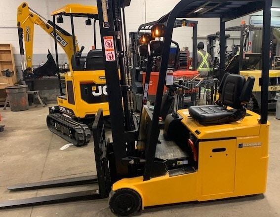 New, 2020, Starke, FBT15-MINI, Forklifts