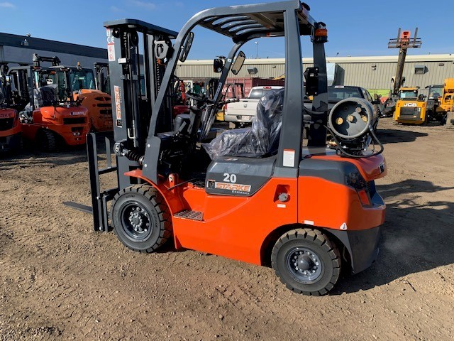 New, 2021, Starke, FG20P, Forklifts / Lift Trucks