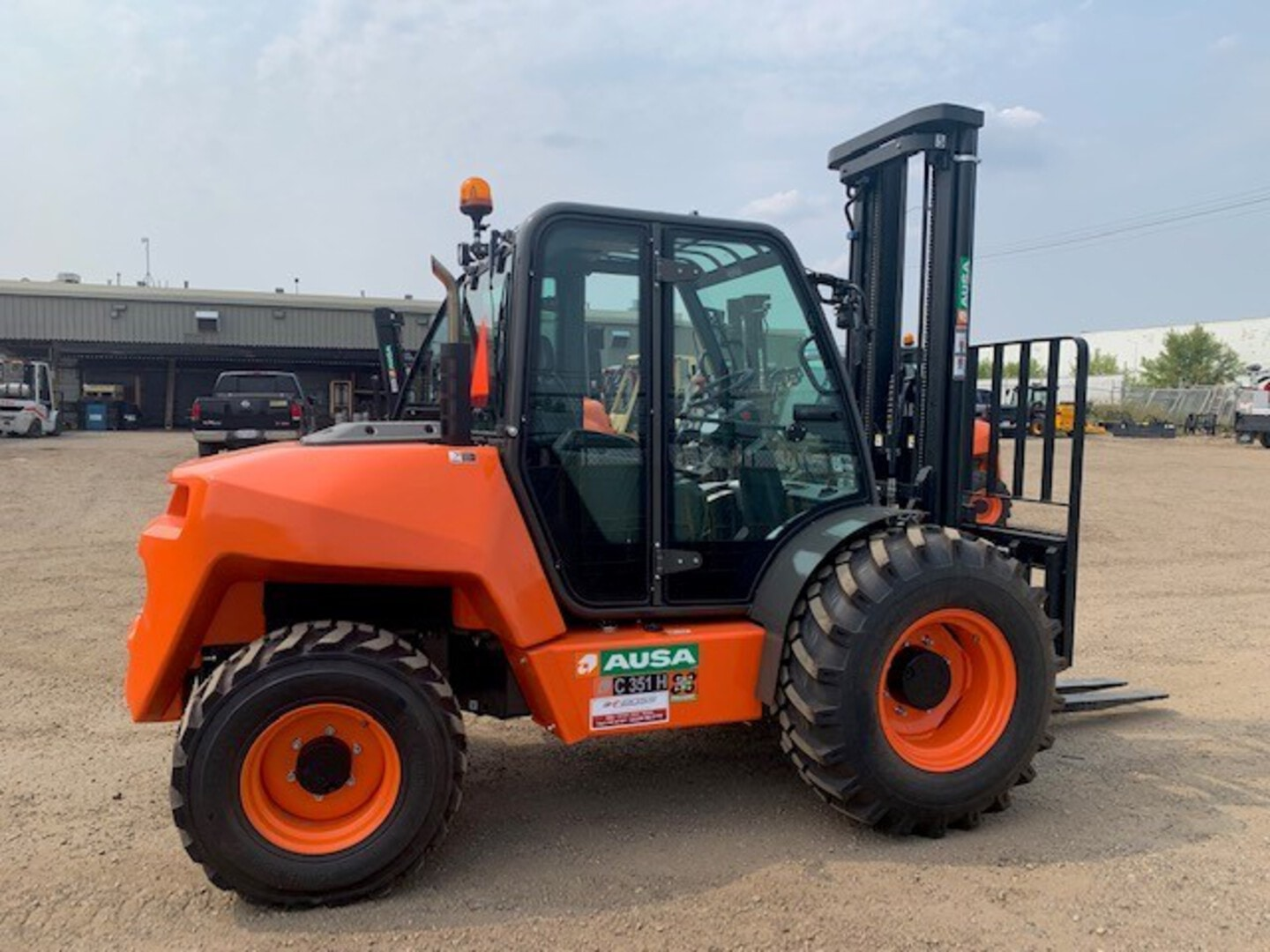 New, 2020, AUSA, C351H, Forklifts
