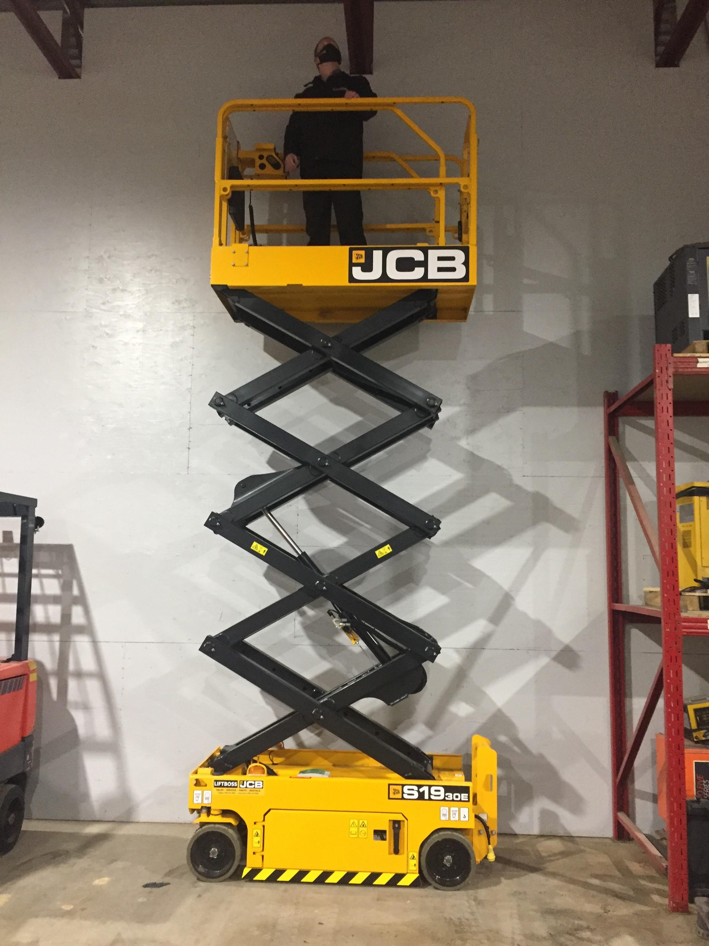 New, 2020, JCB, S1930E, Aerial Work Platforms