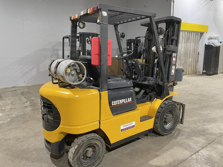 Used, 2002, CAT Lift Trucks, GP20K, Forklifts / Lift Trucks
