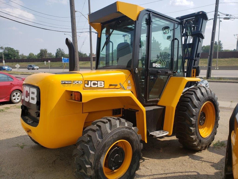 New, 2021, JCB, 950, Forklifts / Lift Trucks