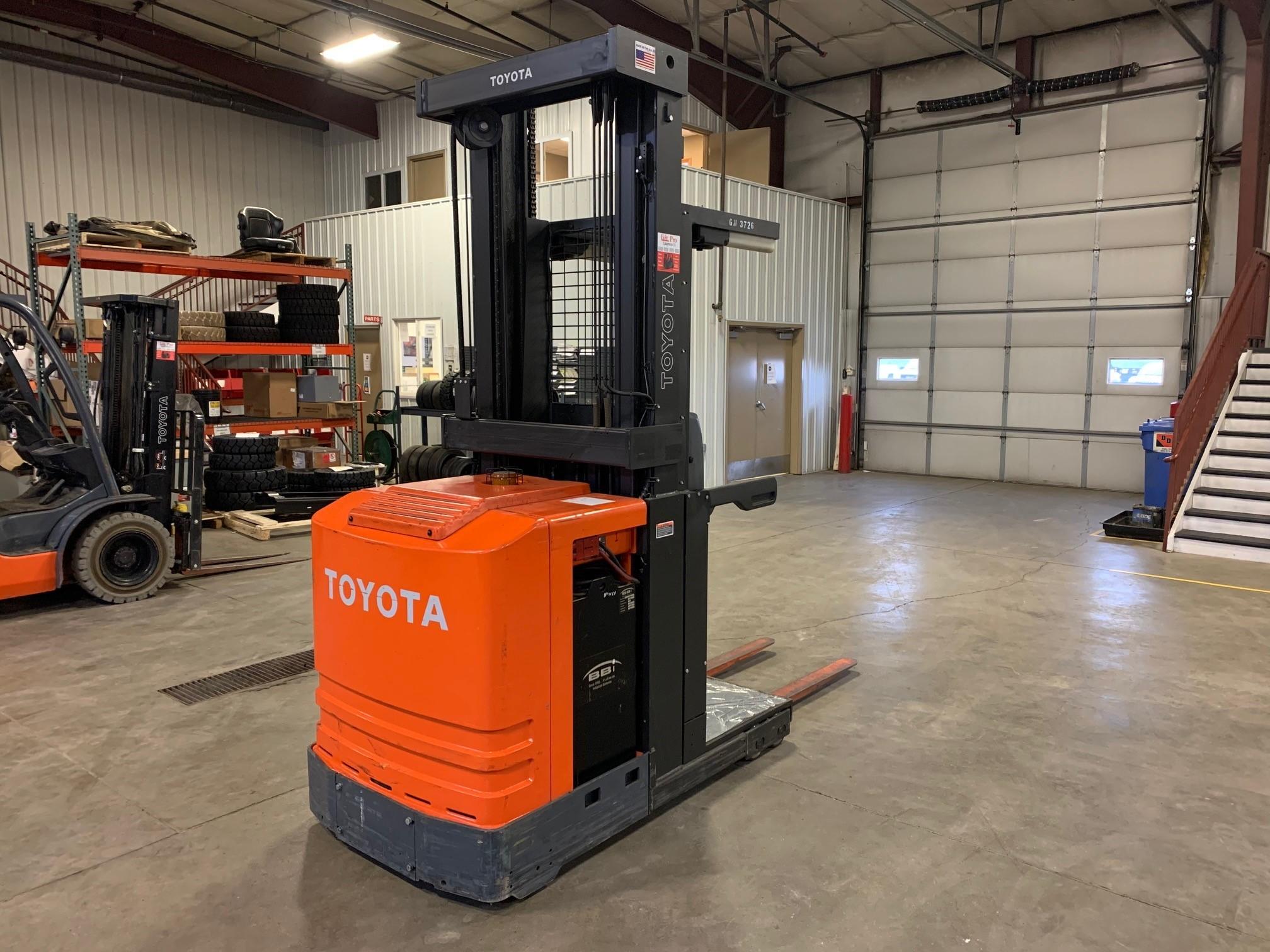 Used, 2014, Toyota Industrial Equipment, 6BPU15, Forklifts / Lift Trucks
