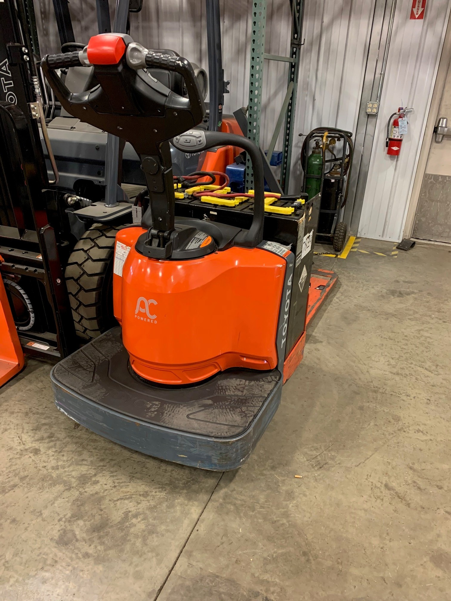 Used, 2017, Toyota Industrial Equipment, 8HBE30, Forklifts / Lift Trucks