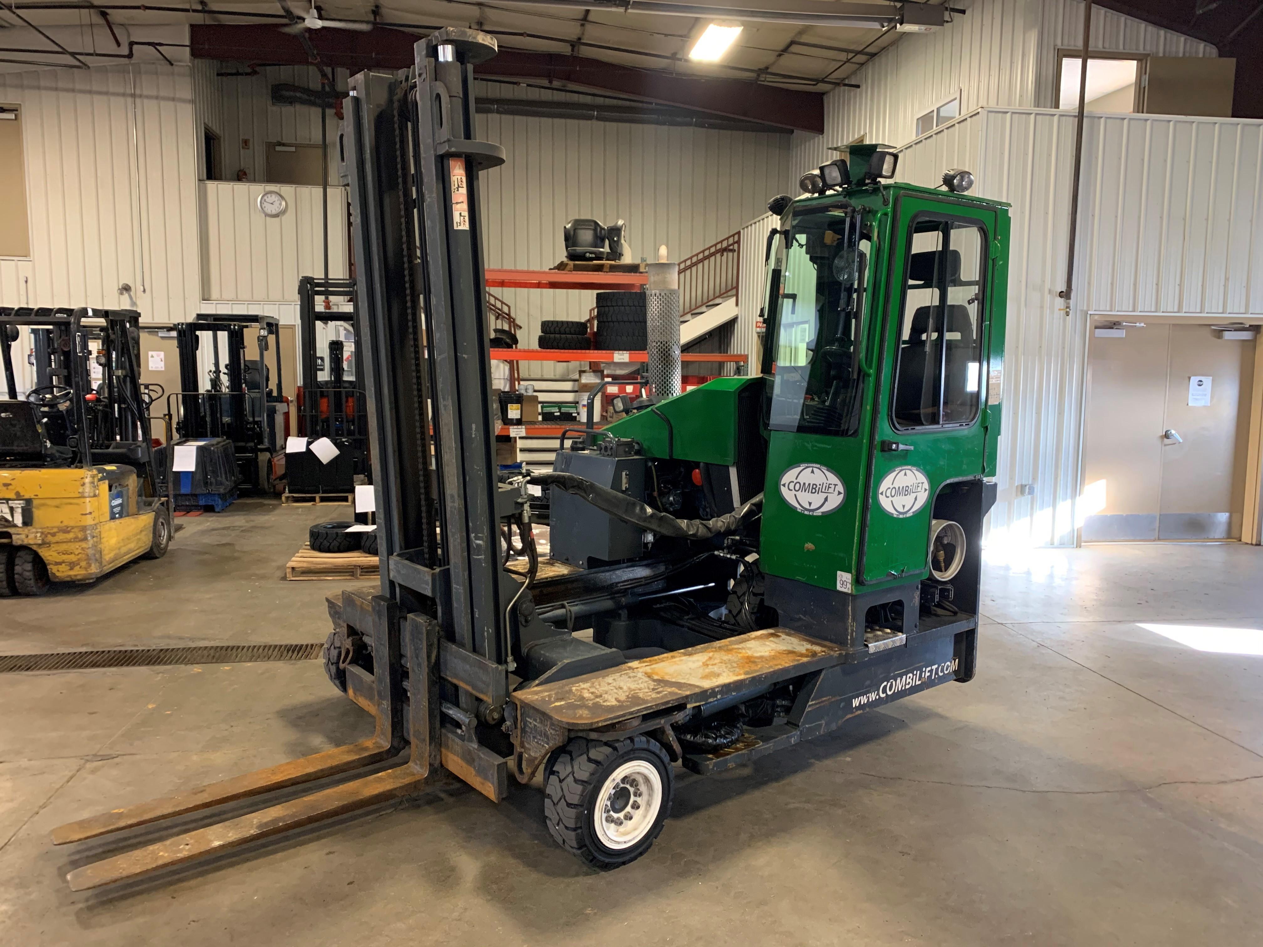 Used, 2013, Combilift, C10,000, Forklifts / Lift Trucks