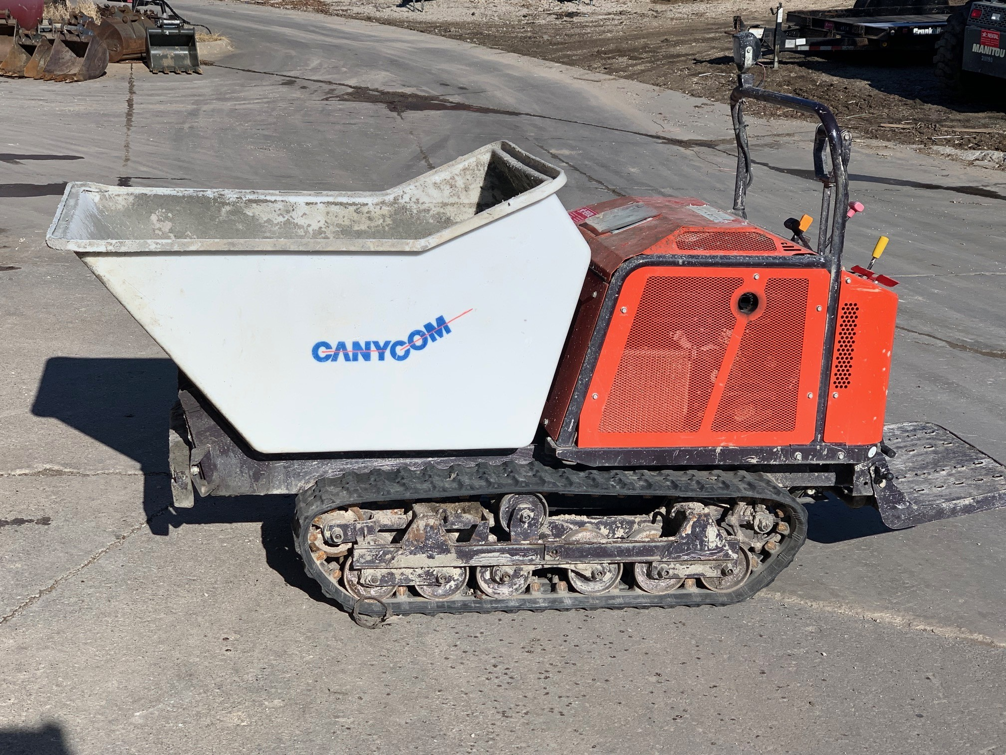 Used, 2018, Canycom, SC75, Material Handling Equipment