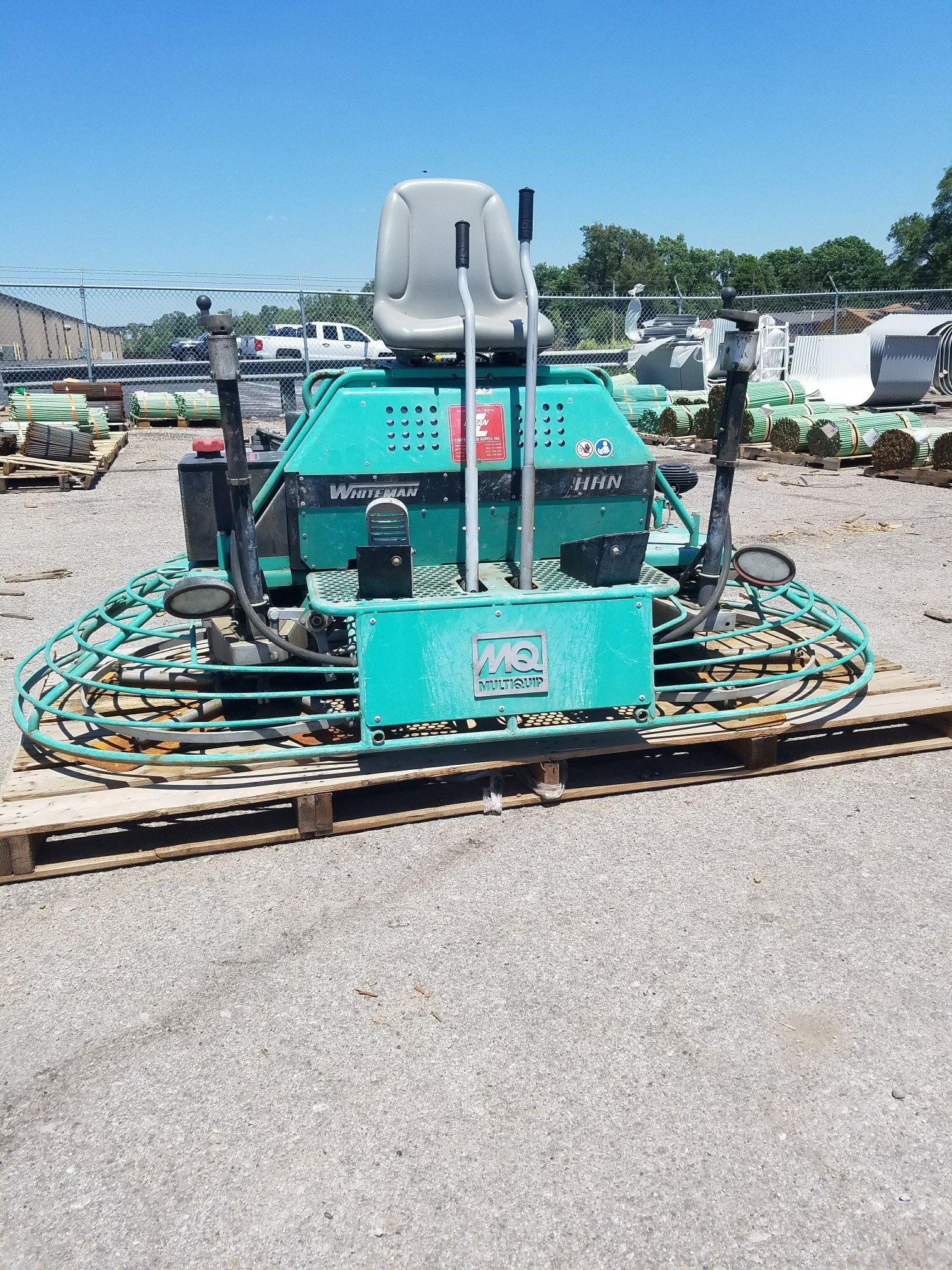 Used, 2018, Multiquip, HHNG5, Mixers