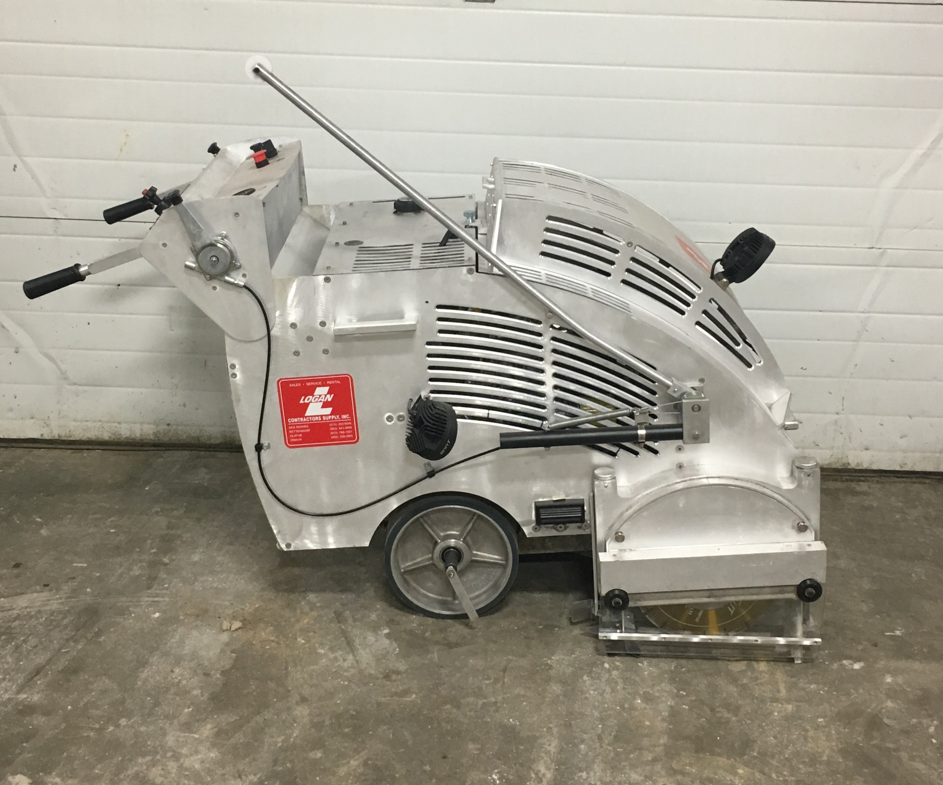Other, 2014, Husqvarna Construction, Soff-Cut 4200, Industrial Saws