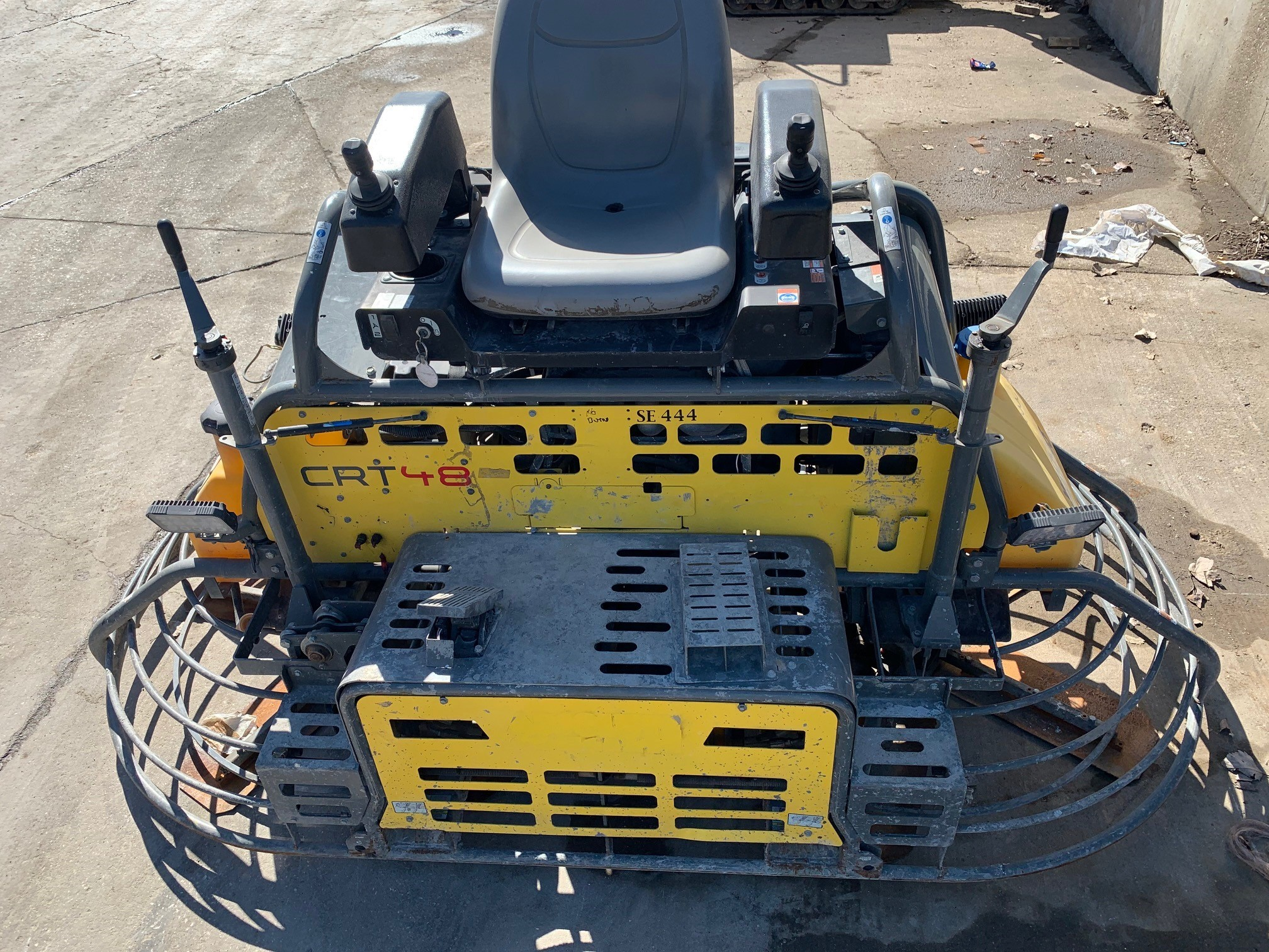 Other, 2017, Wacker Neuson, CRT48-57K-PS, Trowels