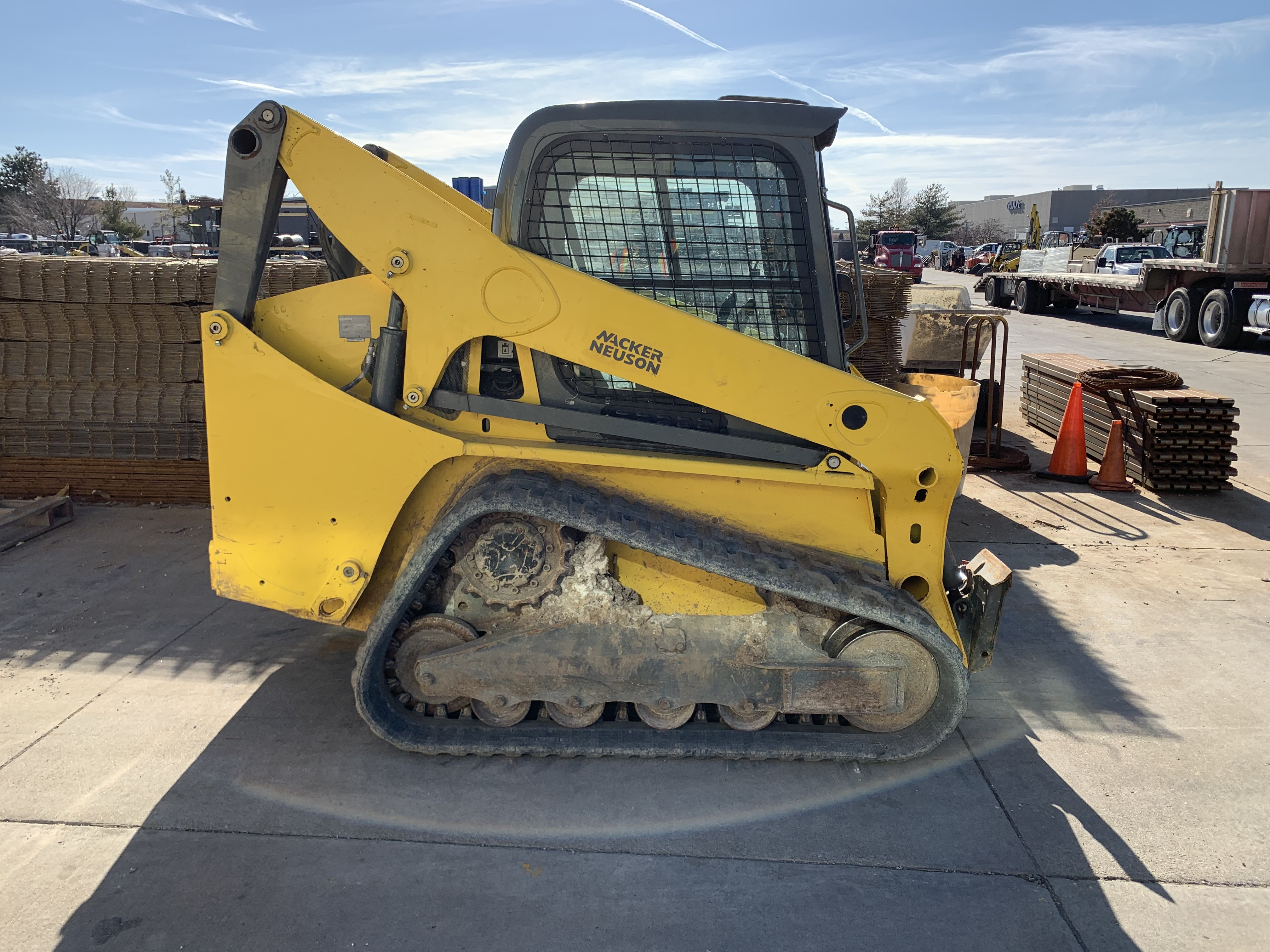 Other, 2018, Wacker Neuson, ST31, Skid Steers