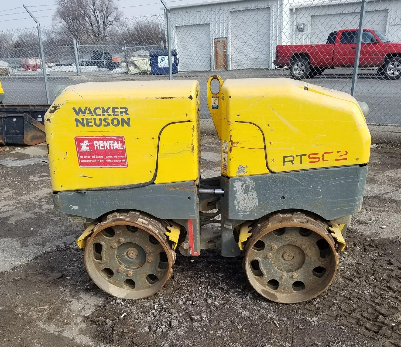 Used, 2013, Wacker Neuson, RTx-SC2, Compactors