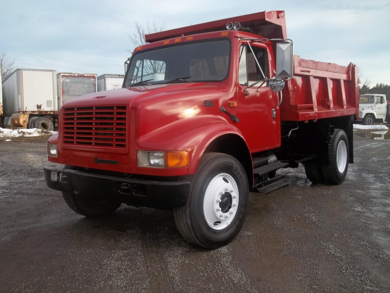 Used, 1995, International, DT 466, Dump Trucks