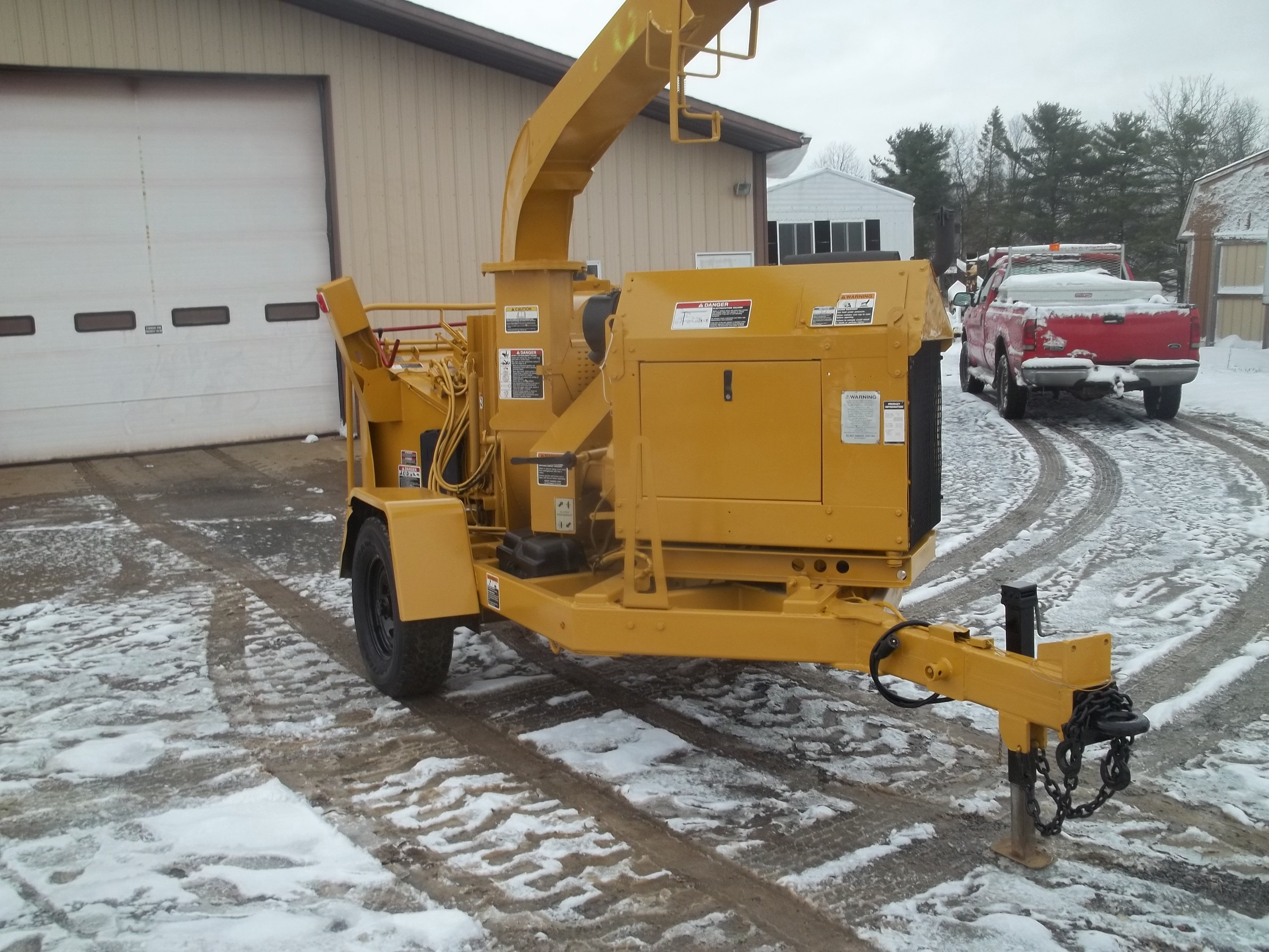Used, 2011, Altec, 1317, Chippers / Shredders
