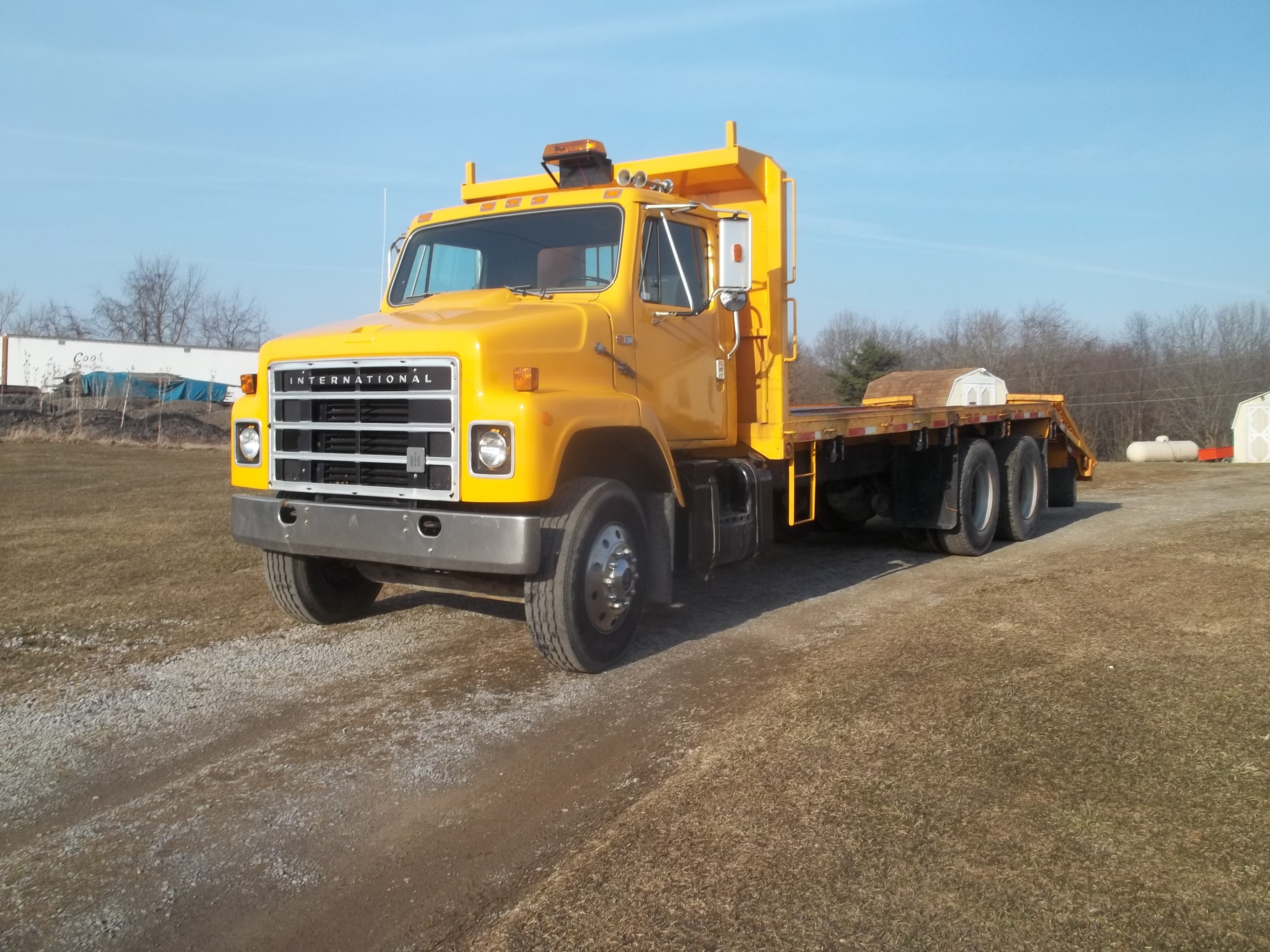 Used, 1986, International, S2300, Versatile Hauler Trucks