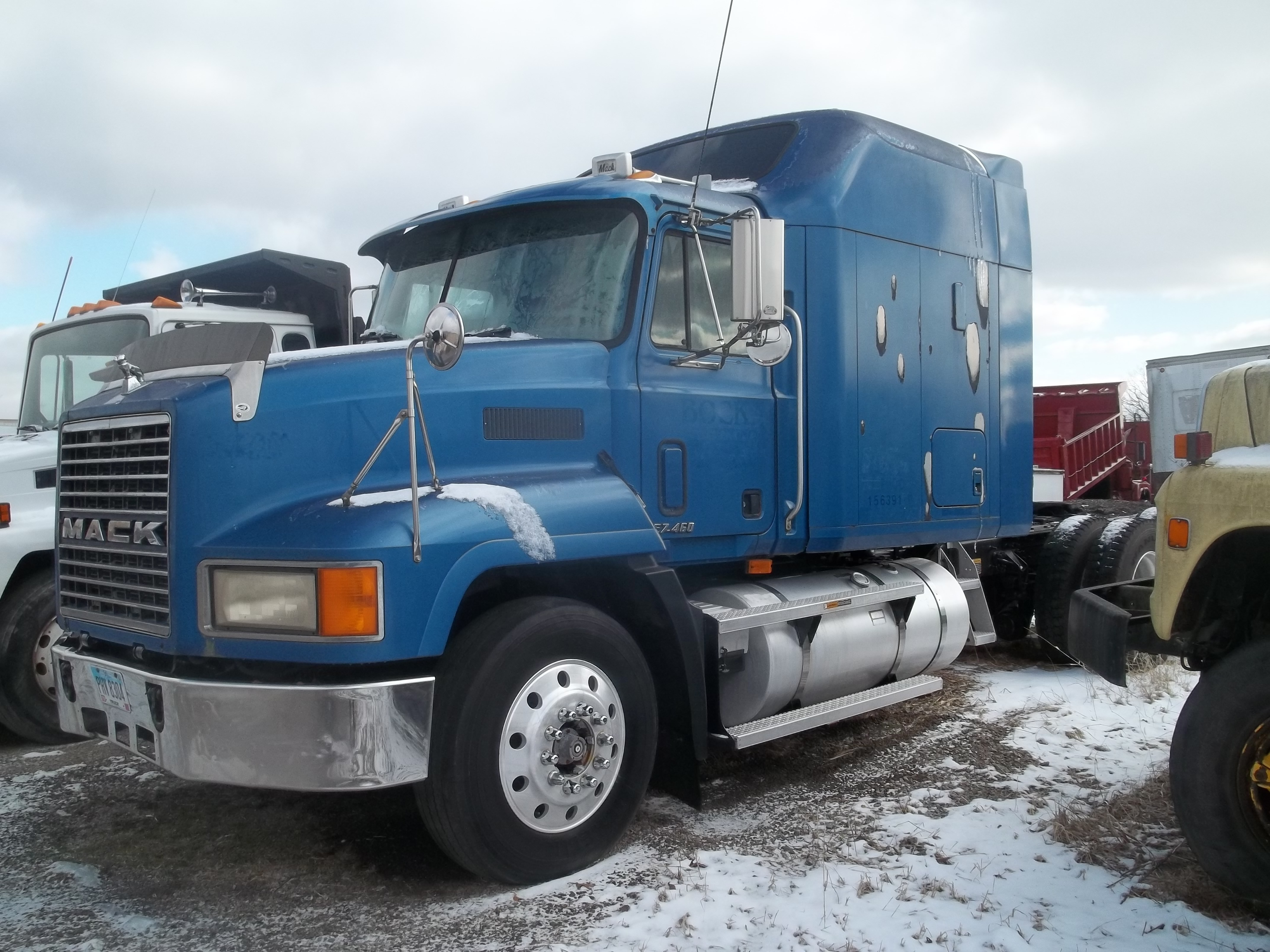 Used, 2000, Mack, CH 613, Tractors